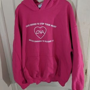 Proud and Cute CNA Hoodie